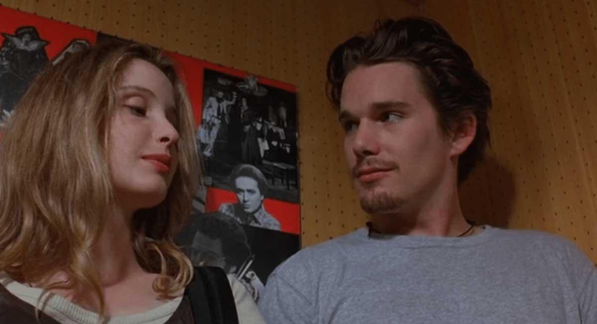 Before Sunrise / Gün Doğmadan (1995) Film İncelemesi