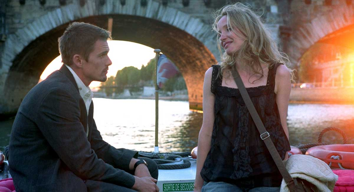 Before Sunset / Gün Batmadan (2004) Film İncelemesi