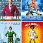 Will Ferrell 3 150x150 8 ünlü oyuncunun film afişlerindeki gariplik
