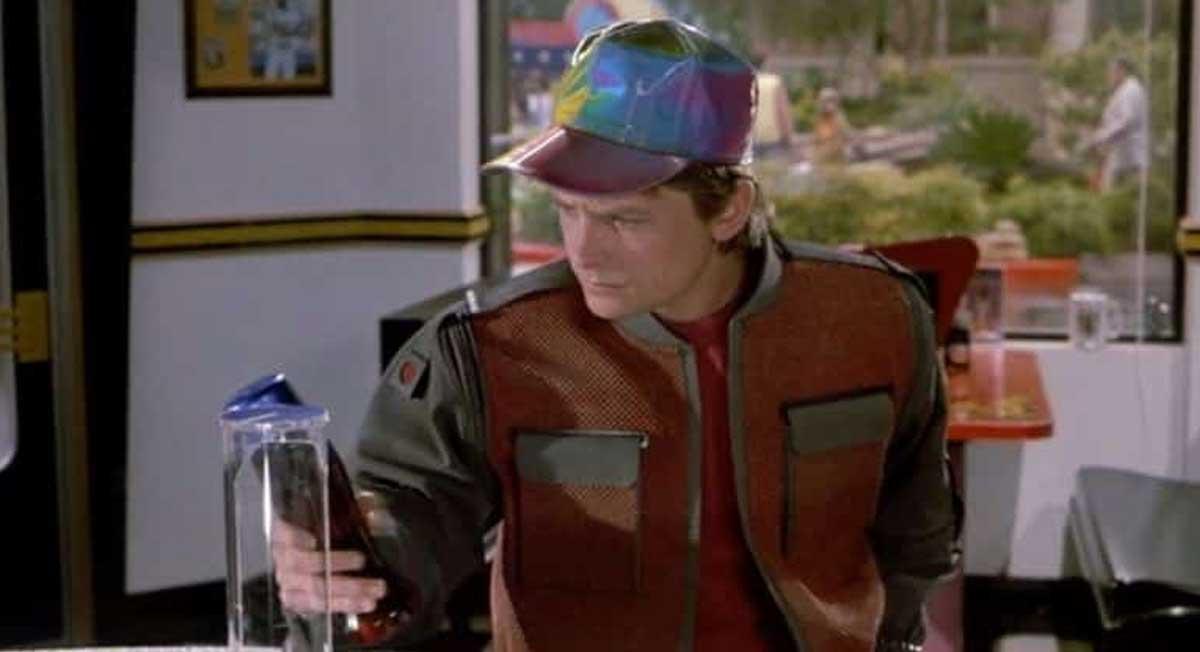 Back to the Future Part 2'deki Efsanevi Pepsi Perfect Geliyor
