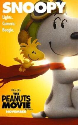 peanuts 11 263x420 The Peanuts Movieden 65. Yıl Fotoğrafları ve Klibi