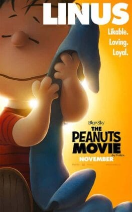 peanuts 13 263x420 The Peanuts Movieden 65. Yıl Fotoğrafları ve Klibi