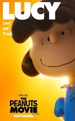 peanuts 14 263x420 The Peanuts Movieden 65. Yıl Fotoğrafları ve Klibi