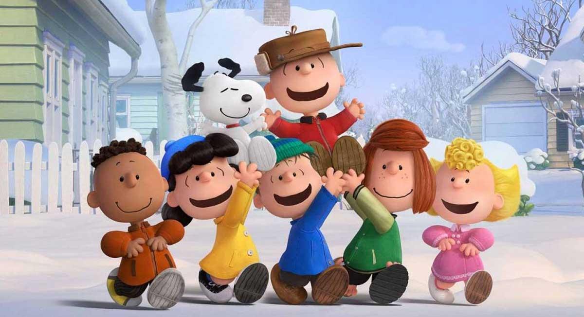 The Peanuts Movie'den 65. Yıl Fotoğrafları ve Klibi