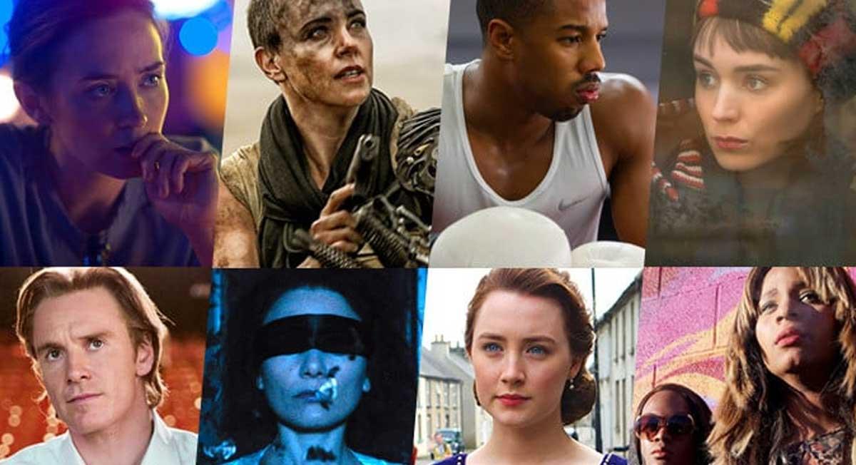 2016 Yılının En İyi Filmleri ile Hazırlanan Harika Video