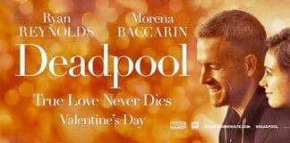 Deadpool Sevgililer Günü görselleri geldi