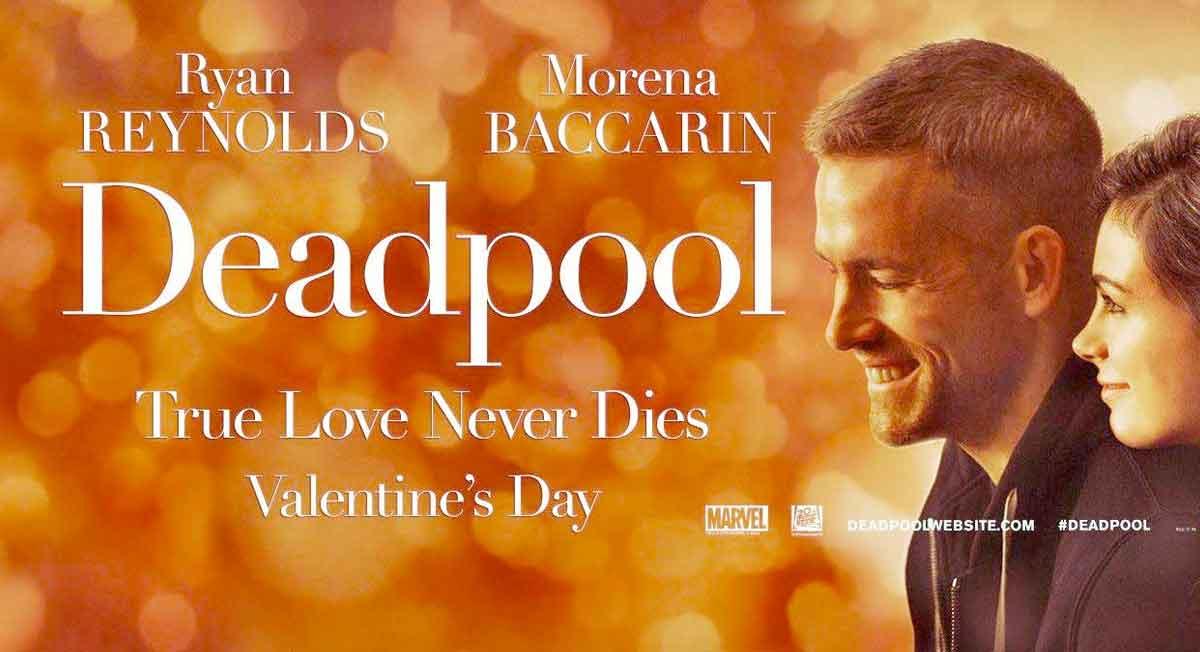 deadpool sevgililer gunu Deadpool Sevgililer Günü görselleri geldi