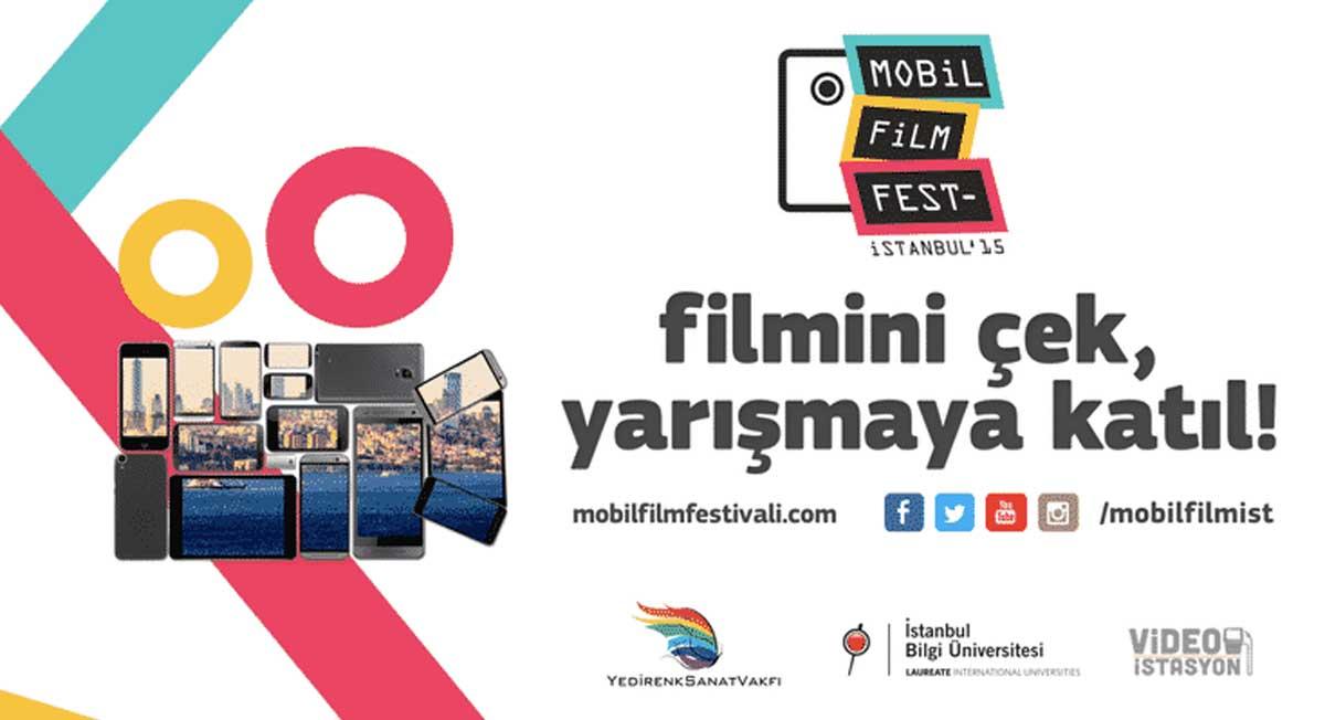 Mobil Film Festivali Başvurularınızı Bekliyor