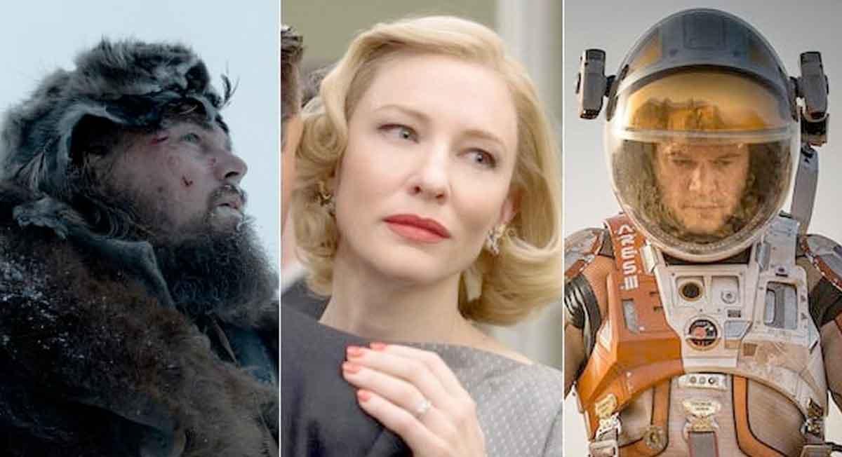 Oscar 2016 Adayları Açıklandı