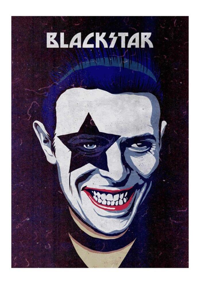 Birbirinden Güzel 25 David Bowie Posteri