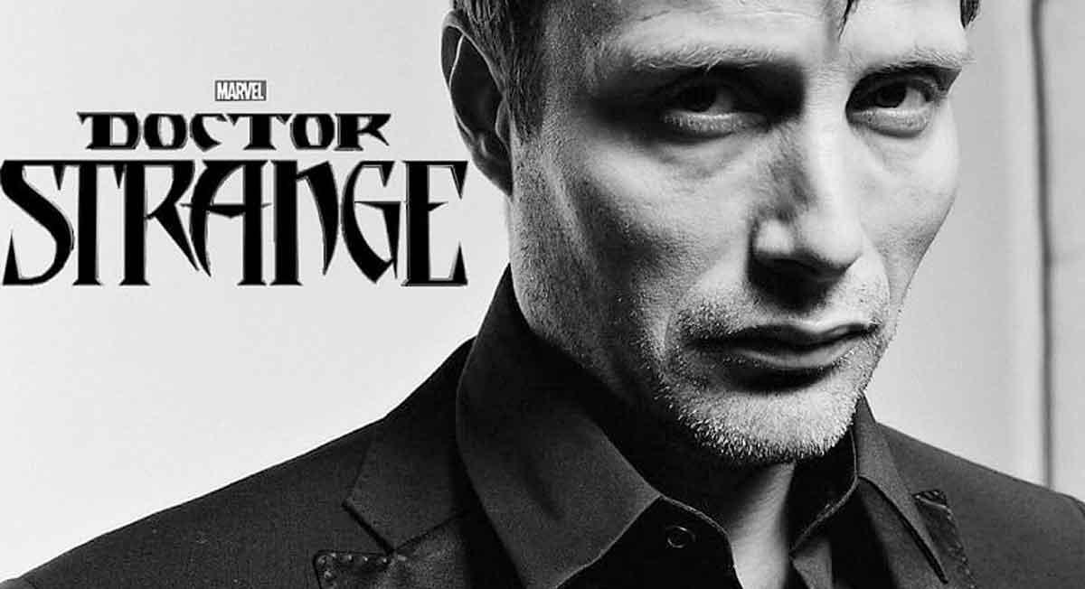 mads mikkelsen doctor strange Mads Mikkelsen Doctor Strangein gizli kahramanı