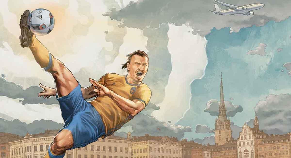 ESPN Marvel İle Birlikte Euro 2016'nın Kahramanını Seçiyor