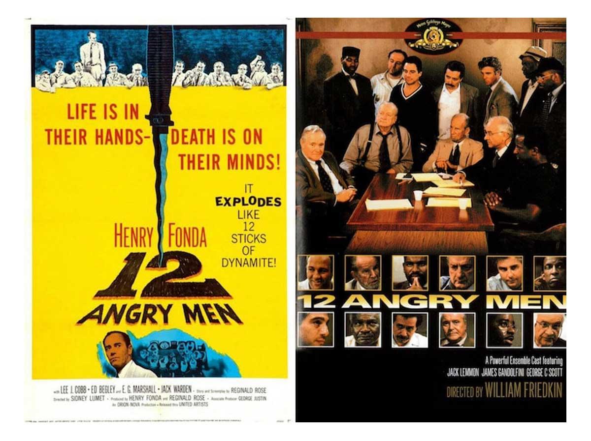 25 Yeniden Yapım Filmin Eski ve Yeni Afişleri