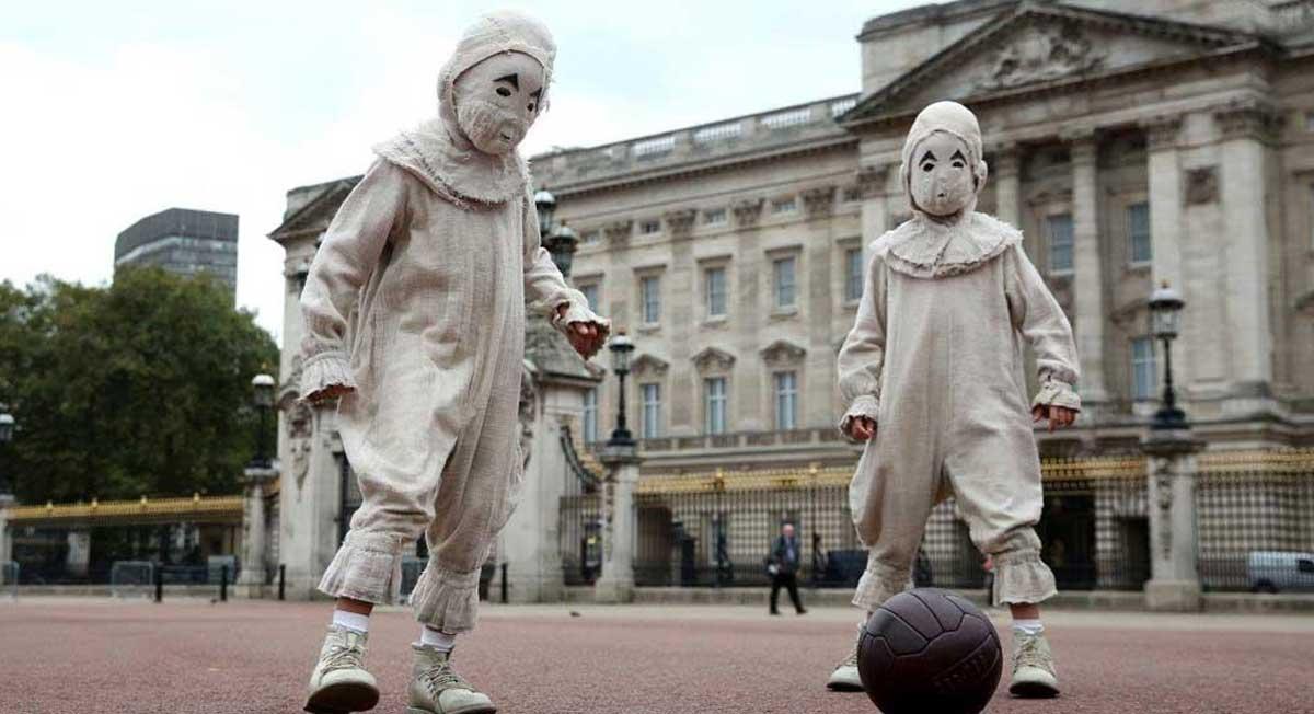 Tim Burton'ın Son Filmi İçin Londra'da Yapılan Sürpriz