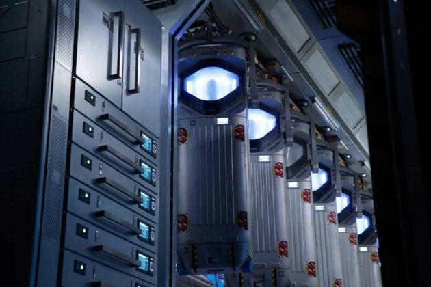 Bilim-Kurgu dünyasının efsanevi yönetmenlerinden Ridley Scott'ın Prometheus'un devamı olan Alien: Covenant'tan yepyeni fotoğraflar geldi.