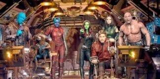 Guardians of the Galaxy 2'den Kamera Arkası Görüntüleri Geldi