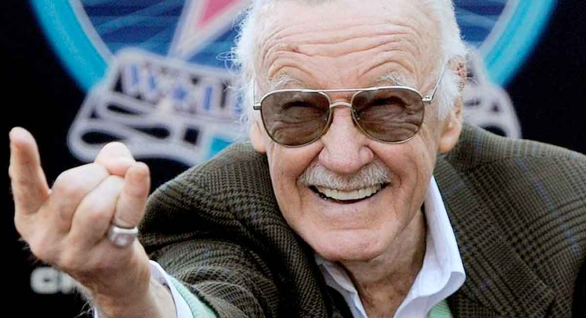 Stan Lee Hayatını Kaybetti
