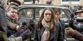 Keira Knightley'nin Official Secrets Filminden Fragman Geldi