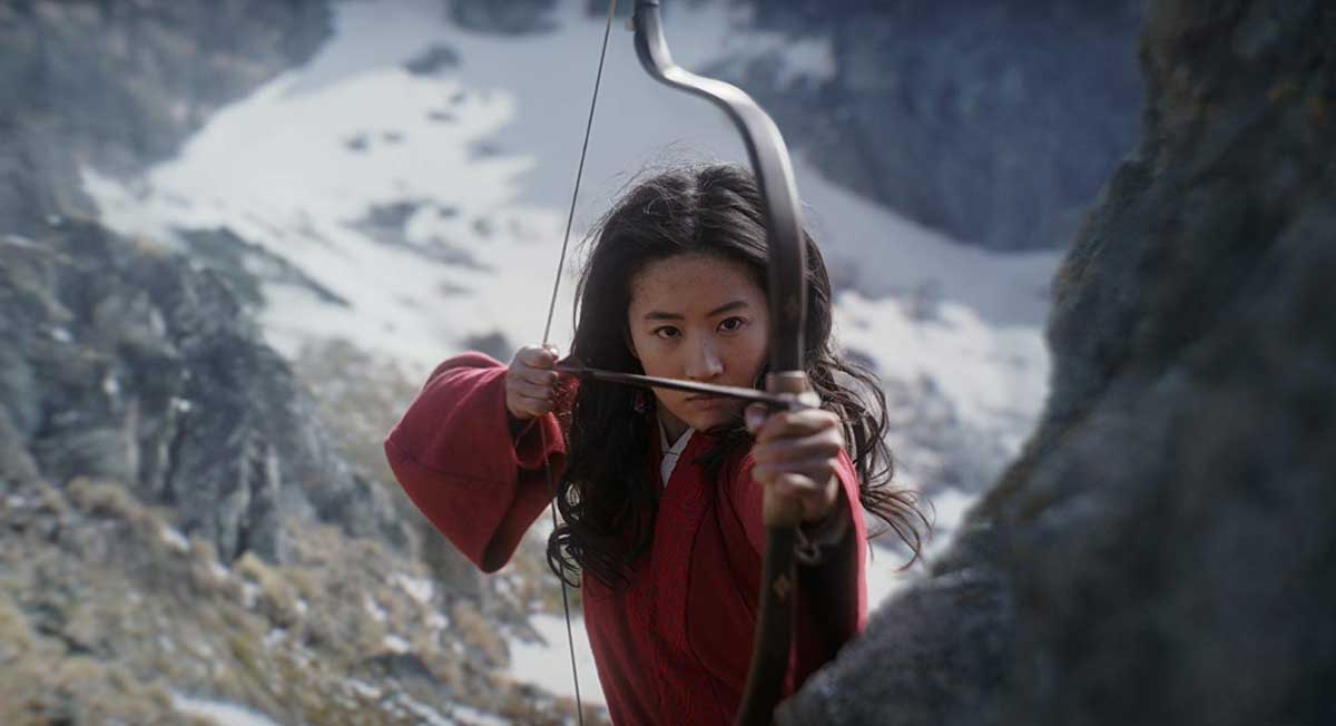 Disney'in Mulan Filminden İlk Fragman Geldi