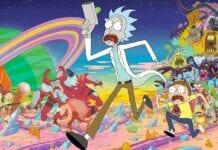 Rick and Morty 4. Sezon İlk Video Geldi