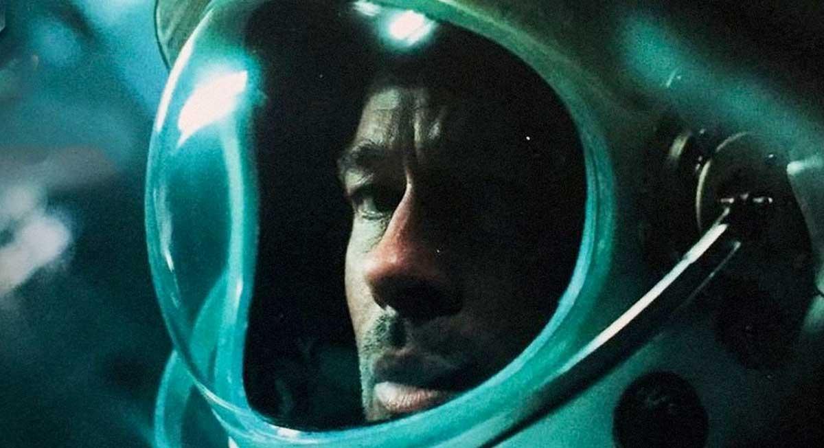 Brad Pitt'li Ad Astra'dan Yeni Fragman Yayınlandı