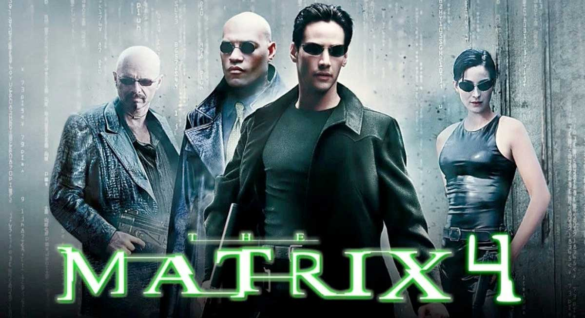 Matrix 4, Keanu Reeves, Carrie-Anne Moss ve Lana Wachowski ile Geliyor