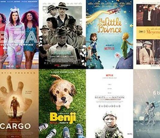 Netflix'te Mutlaka İzlenmesi Gereken 20 Film