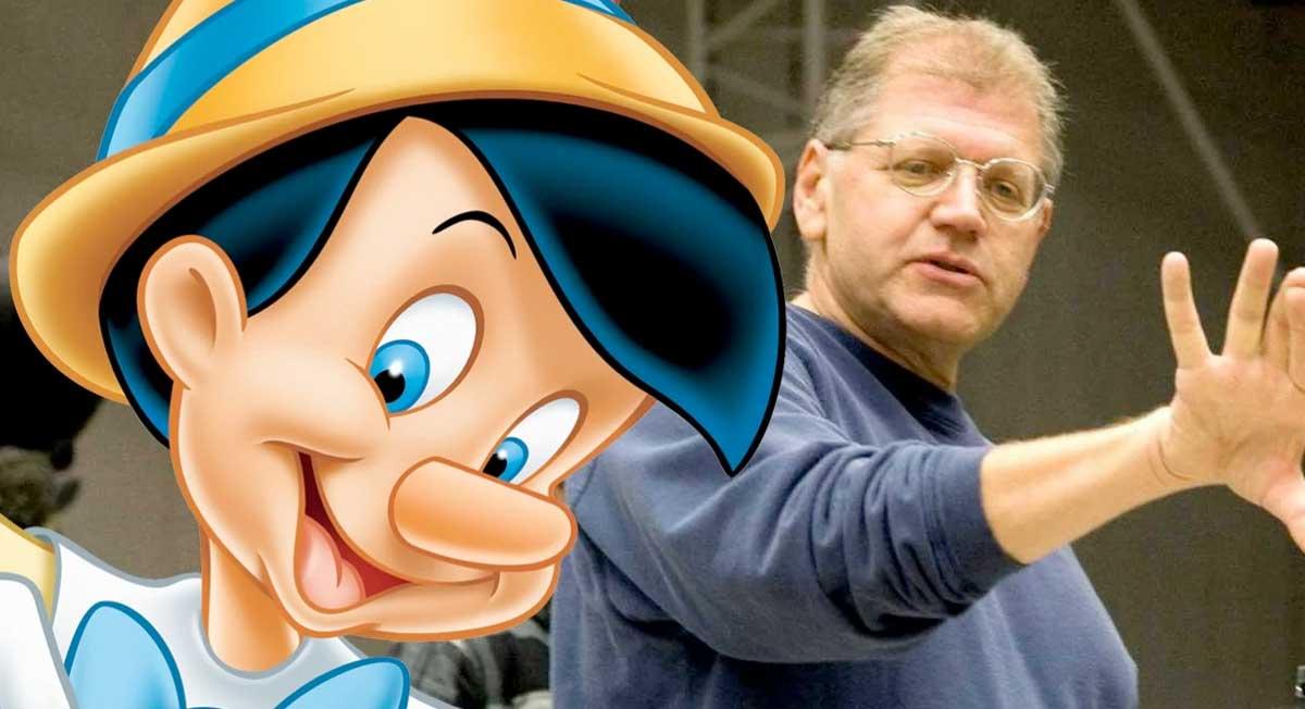 Pinocchio Filminin Yönetmeni Robert Zemeckis Olabilir Mi?
