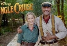 Dwayne Johnson ve Emily Blunt'lı Jungle Cruise'dan İlk Fragman