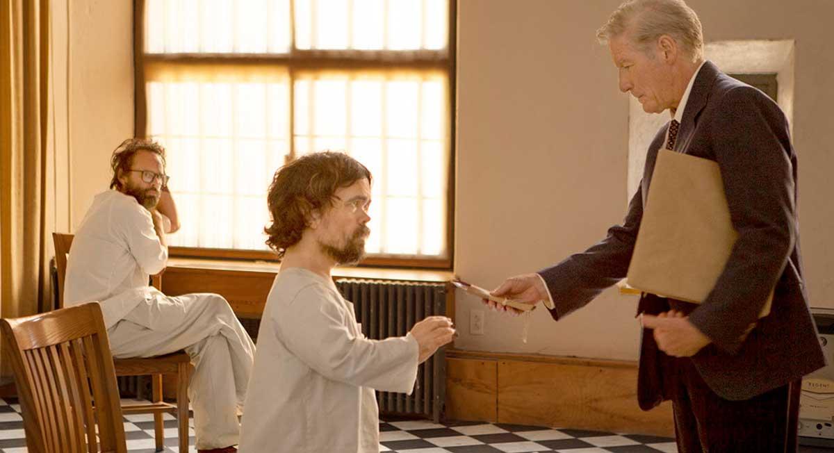Peter Dinklage ve Richard Gere'lı Three Christs'tan Fragman Geldi