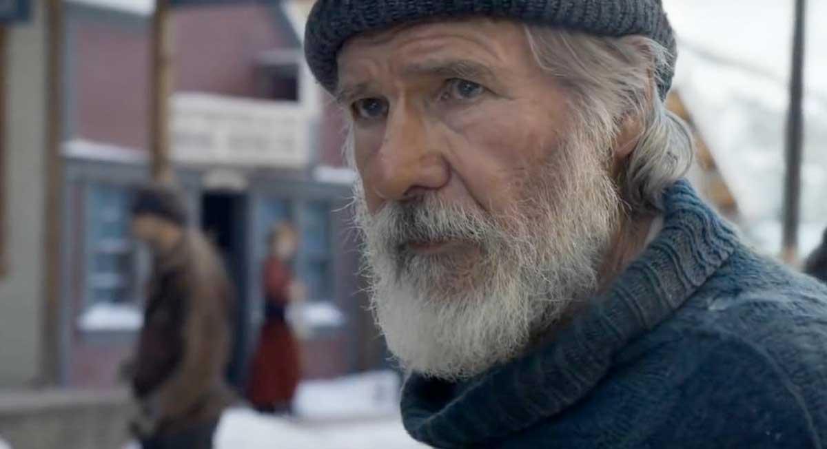 The Call of the Wild Filminden Fragman Geldi